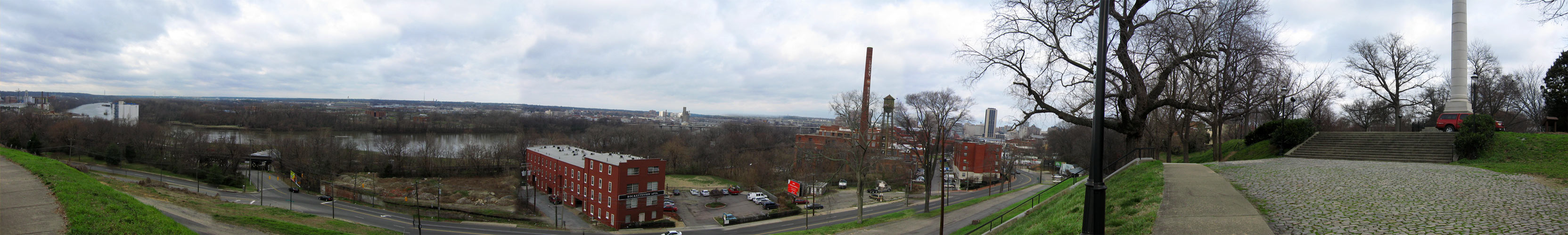 Panorama - Richmond, Virginia