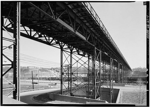 Marshall Street Viaduct (date unknown)