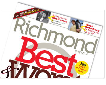 Richmond Magazine August 2007