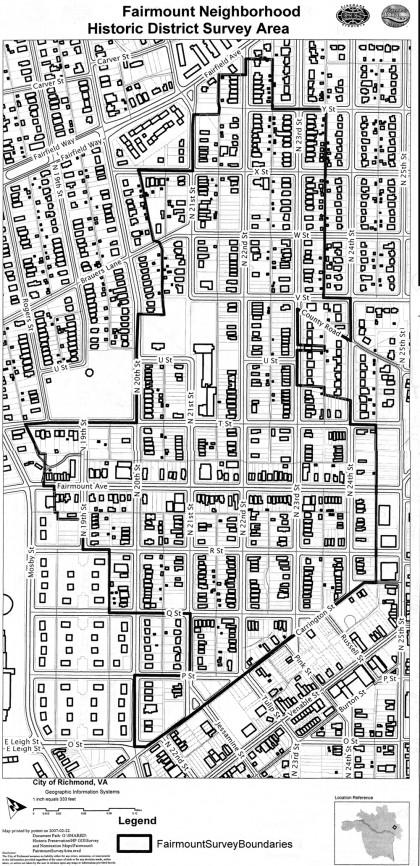 fairmount map
