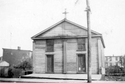 621 north 28th - St. Peter's colored chapel