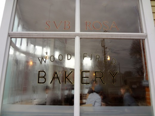 Sub Rosa Wood Fired Bakery