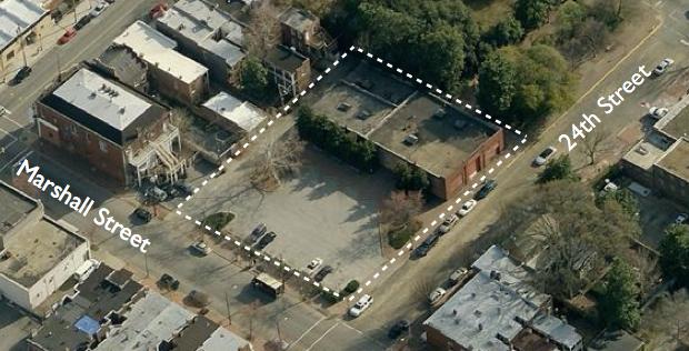 Bilder Proposes To Develop Nolde Garage And Parking Lot Chpn