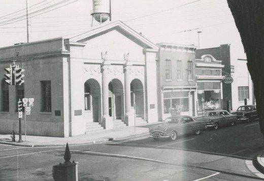 State Planter's Bank, 2500 E. Broad October 1954