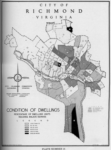 condition of dwellings