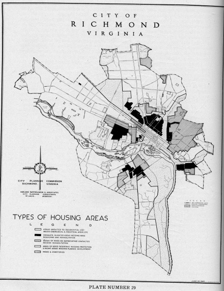 types of housing areas