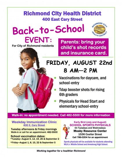 back 2 school flyer 2014