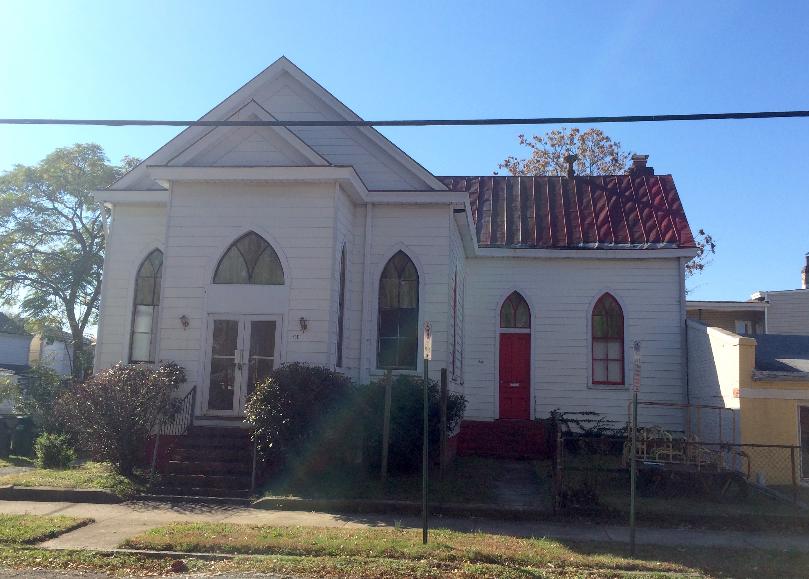 Church/day care/house for sale - CHPN