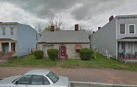 510 North 31st Street (BEFORE) (photo via Google Street View)