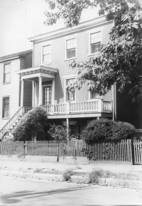 802 North 25th Street (1940s)