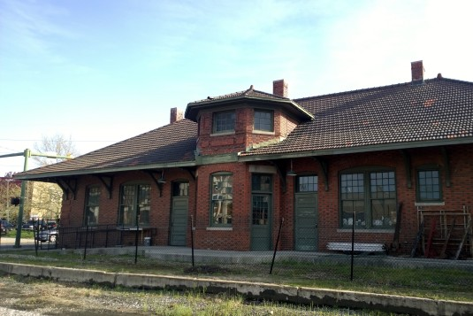 Southern Railroad Depot (April 2015)