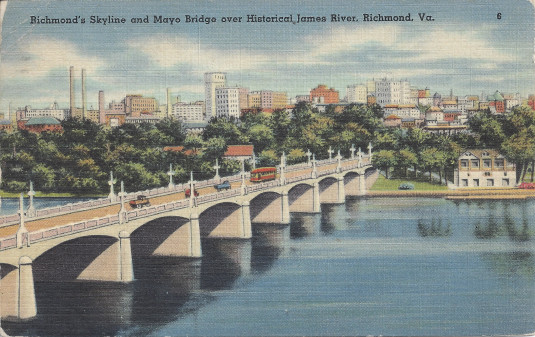 New Mayo Bridge via RocketWerks Collection
