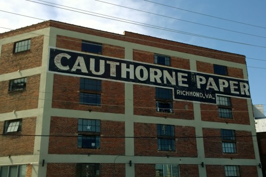 Cauthorne Paper Company (205 Hull St, Richmond, VA 23224)