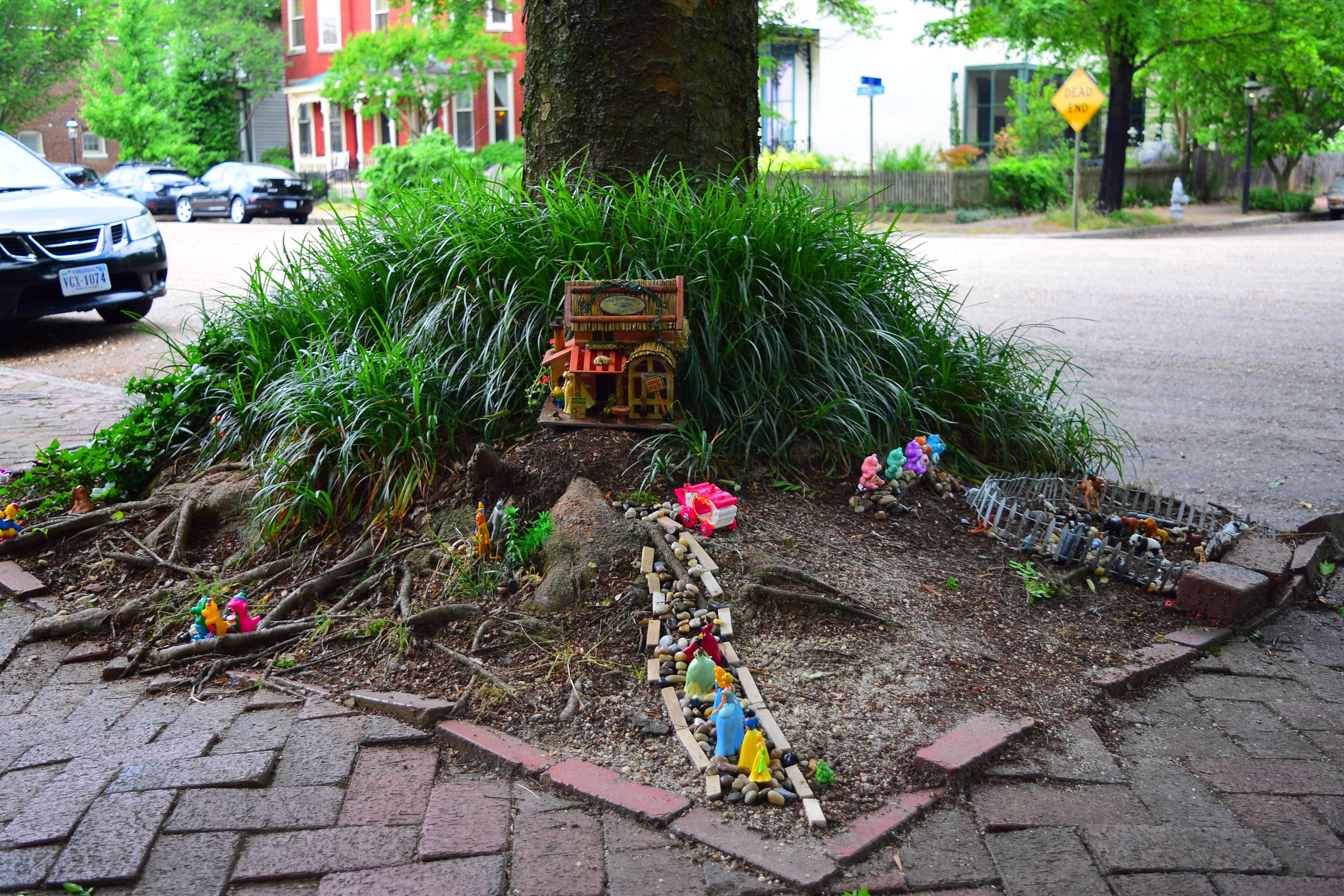 Fairy Garden at Libby Terrace (3)