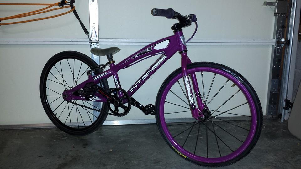 Riley Race Bike