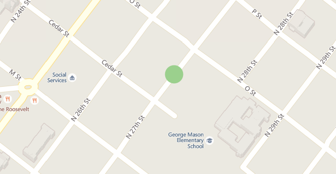 800 block of 27th street