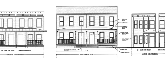 613 N. 28th Street (proposed)