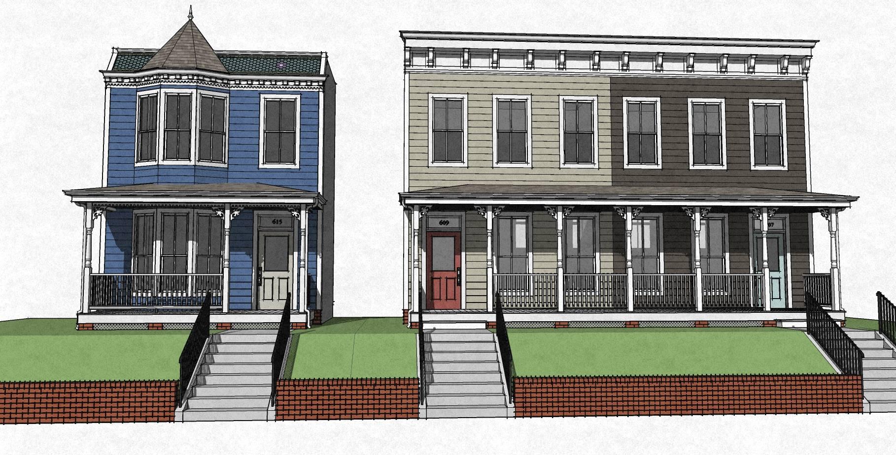 600 block of North 29th Street