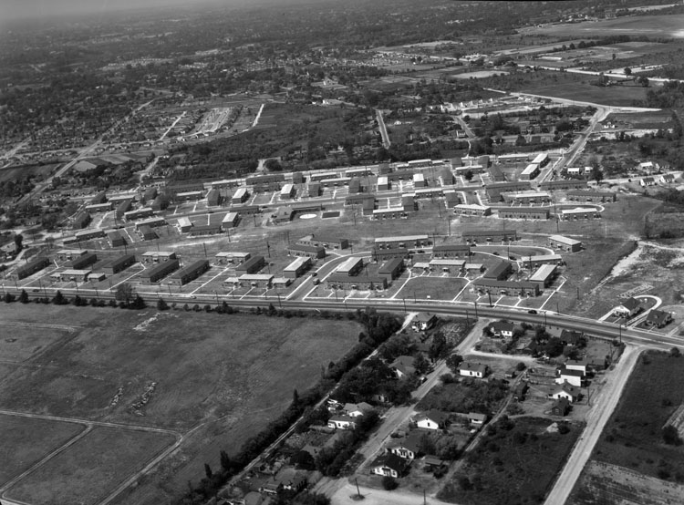 creighton 1955
