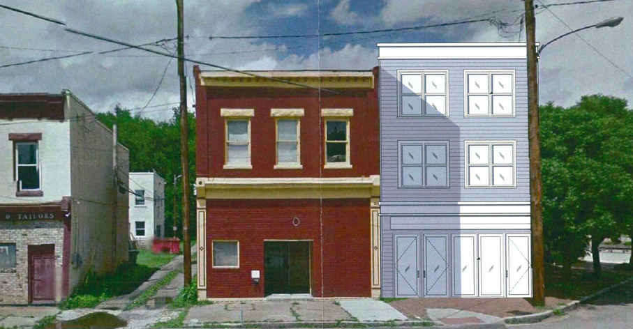 2308 Jefferson Ave proposed