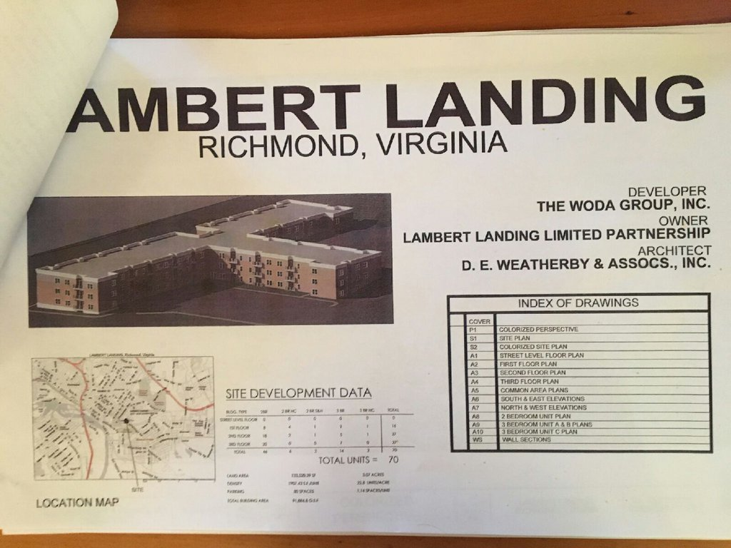 lambert landing