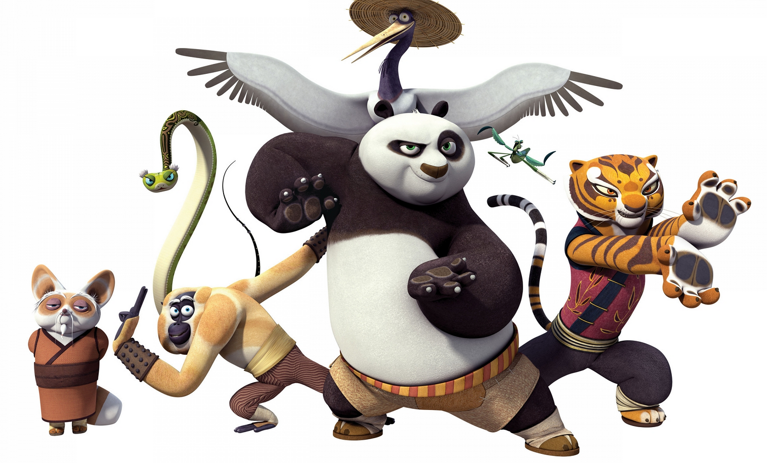 the-cast-of-kung-fu-panda-are-transformed-into-humans-463111