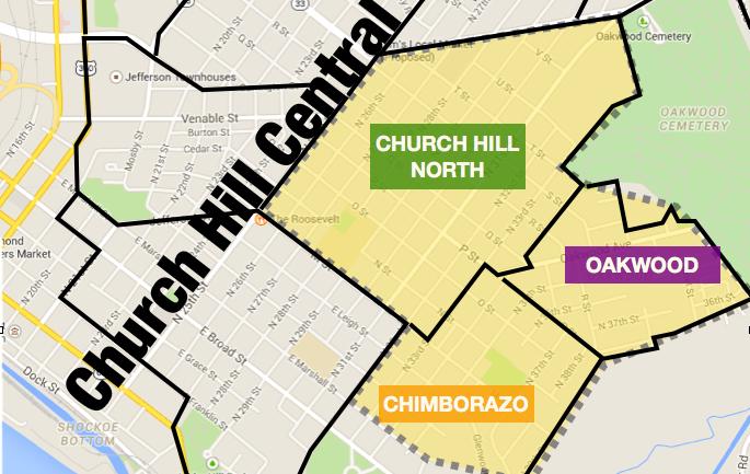 church hill central civic association