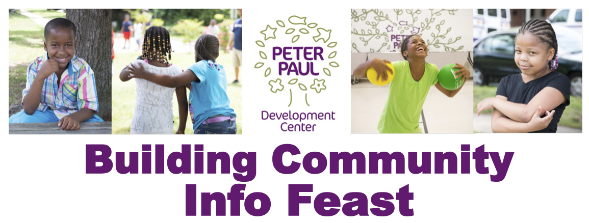 info feast flyer
