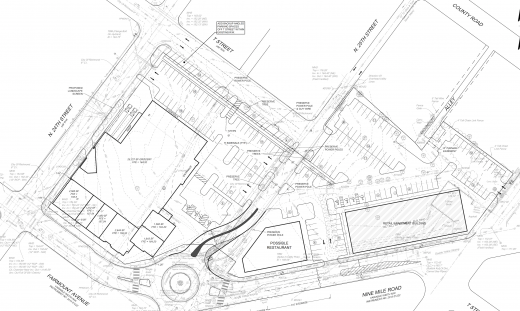 Site Plan Conceptual proffered 06.10.16