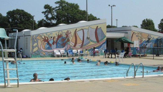 Fairmount powhatan pools open monday church hill people - Centennial swimming pool richmond hill ...