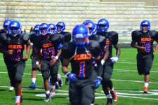 armstrong football richmond wilcats