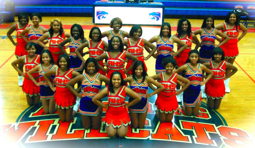 armstrong cheerleaders