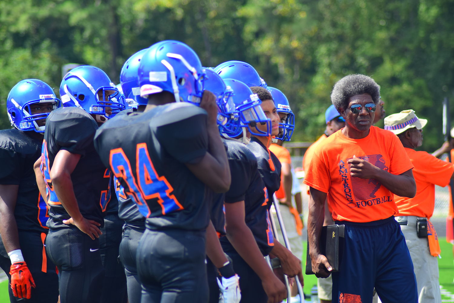 RVA Game Break Preview: Armstrong Wildcats - Church Hill ...