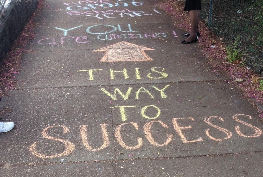 chalk words