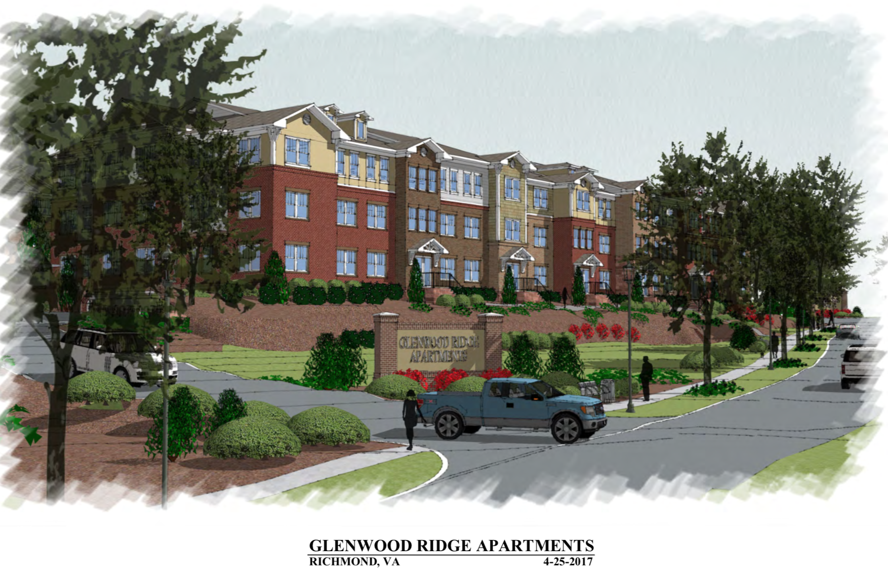 Petition Circulating To Stall Proposed Glenwood Ridge Apartments