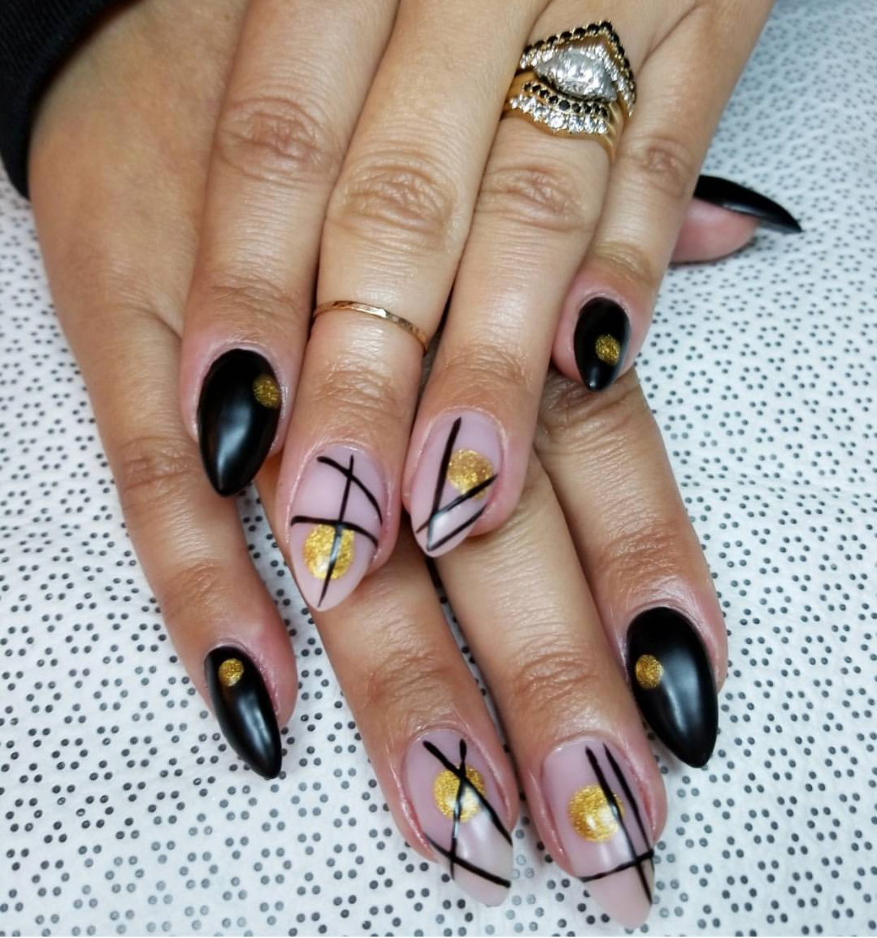 Want to get your nails done? Stop at Luminary Hair Co. - Church Hill ...