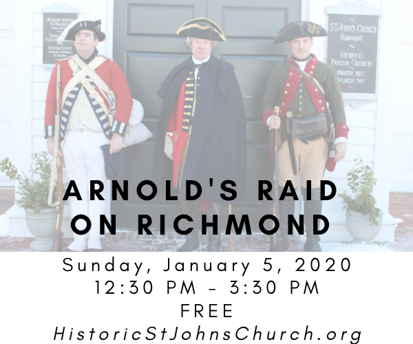 arnold-s raid of richmond